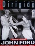 Maureen O'Hara on the cover of Dirigido (Spain) - May 2008