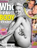 Pink on the cover of Who (Australia) - June 2014