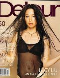 Lucy Liu on the cover of Detour (United States) - March 2000