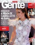Isto É Gente Magazine [Brazil] (3 January 2011)