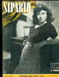 Sipario Magazine [Italy] (July 1950)