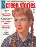 Debbie Reynolds on the cover of Screen Stories (United States) - June 1957