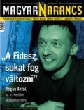 Magyar Narancs Magazine [Hungary] (15 February 2007)