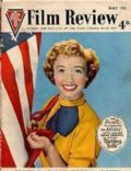 Jane Powell on the cover of Abc Film Review (United Kingdom) - May 1951