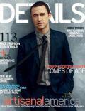 Details Magazine [United States] (August 2010)
