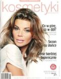 Edyta Gorniak on the cover of Kosmetyki (Poland) - April 2011