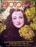 Joan Crawford on the cover of Photoplay (United States) - October 1937