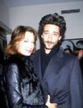 Adrien Brody and Sky Nellor