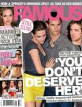Kristen Stewart on the cover of Famous (Australia) - June 2010
