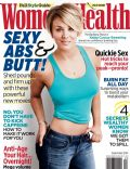 Kaley Cuoco on the cover of Womens Health (United States) - September 2014