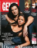 Marianela Mirra on the cover of Gente (Argentina) - August 2007