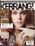 Kerrang Magazine [United Kingdom] (19 July 2008)