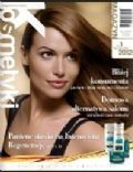 Marta Zmuda Trzebiatowska on the cover of Kosmetyki (Poland) - January 2012