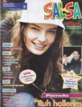 Nil Karaibrahimgil on the cover of Salsa (Turkey) - December 2004