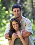 Joey Harrington and Emily Hatten