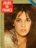 Jours de France Magazine [France] (October 1974)