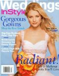 on the cover of Instyle Weddings (United States) - June 2006