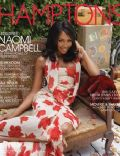 Naomi Campbell on the cover of Hamptons (United States) - September 2006