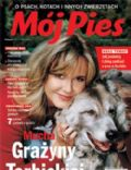 Grazyna Torbicka on the cover of Moj Pies (Poland) - November 2003