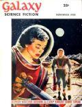 Galaxy Science Fiction Magazine [United States] (November 1950)