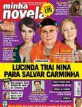 Minha Novela Magazine [Brazil] (8 May 2012)
