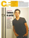 Joaquín Furriel on the cover of Pagina 12 (Argentina) - November 2013