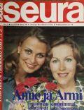 Seura Magazine [Finland] (15 August 1975)