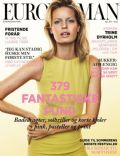 Caroline Maria Winberg on the cover of Eurowoman (Denmark) - May 2014