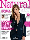 Elisa Isoardi on the cover of Natural Style (Italy) - May 2009