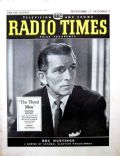Radio Times Magazine [United Kingdom] (25 September 1959)