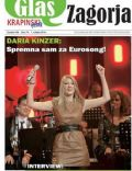 Glas Zagorja Magazine [Croatia] (1 March 2011)
