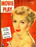 Lana Turner on the cover of Movie Play (United States) - September 1948