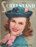Deanna Durbin on the cover of Screenland (United States) - May 1938