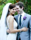 Glenn Howerton and Jill Latiano