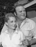 Dan Blocker and Dolphia Lee Parker Blocker