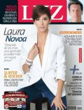 Agustina Cherri, Laura Novoa, Nicolás Vázquez on the cover of Luz (Argentina) - January 2014