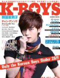K-Boys Magazine [Japan] (April 2009)