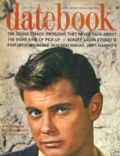 Troy Donahue on the cover of Datebook (United States) - July 1962