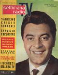 Settimana Radio TV Magazine [Italy] (8 February 1959)