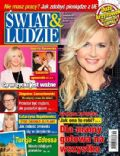 Grazyna Torbicka on the cover of Swiat and Ludzie (Poland) - April 2013