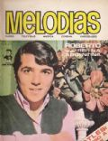 Jerry Adriani on the cover of Melodias (Brazil) - March 1970