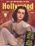 Joan Bennett on the cover of Hollywood (United States) - November 1939