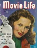 Jeanne Crain on the cover of Movie Life (United States) - December 1947