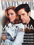 Madonna, Rupert Everett on the cover of Vanity Fair (United Kingdom) - March 2000