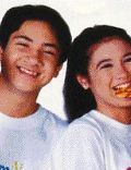 Stefano Mori and Camille Prats