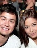 Matteo Guidicelli and Maja Salvador
