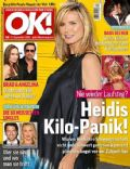 OK! Magazine [Germany] (17 September 2009) - Main Photo
