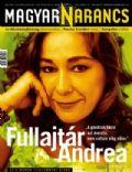 Magyar Narancs Magazine [Hungary] (19 April 2007)