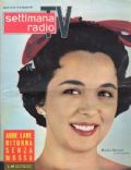 Settimana Radio TV Magazine [Italy] (6 September 1959)
