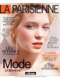 Léa Seydoux on the cover of La Parisienne (France) - July 2013